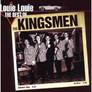 THE-KINGSMEN-LOUIE-LOUIE-THE-BEST-OF-THE-KINGSMEN-CD-20-TRACKS-ROCK-amp-POP-NEW