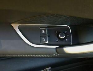 Audi TT 8S FV TTS TTRS RS Roadster Fensterheber Zierblende Dekoreinlage Alu