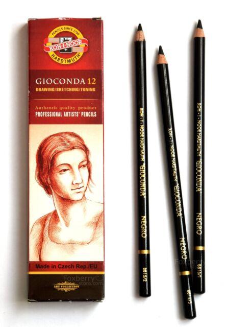 Noor Gioconda Negro matita Koh-I