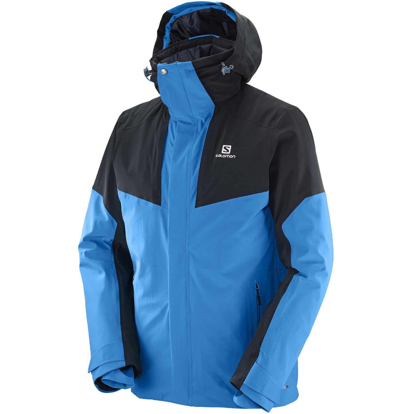 Salomon Icerocket Jacket Jacket Jacket Herren Skijacke Winterjacke Jacke Snowboardjacke NEU d3b0e1