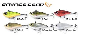 Savage-Gear-TPE-Soft-Vibes-Fishing-Lure-5-1-6-6cm-11-22g-Various-Colours