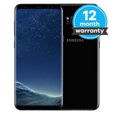 Samsung Galaxy S8 + Plus SM-G955F - 64GB - Unlocked SIM Free Various Colours