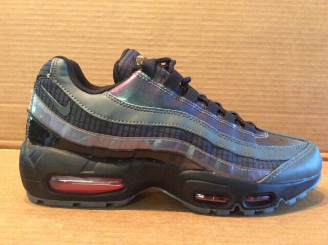 classic style best choice on feet at Nike Air Max 95 Lv8 Black Ember Glow Dark Grey Men's Size 12 for ...