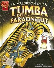 La maldicion de la tumba del Faraon Tut (Historia Grficas) (Spanish Edition) - A