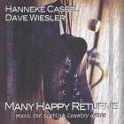 Many Happy Returns by Hanneke Cassel (CD, Dec-2003, Cassel Records)