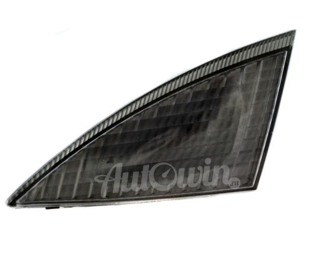 Genuine Porsche Headlight Corner Cover Smoked LH Driver/'s Side Trim no washers