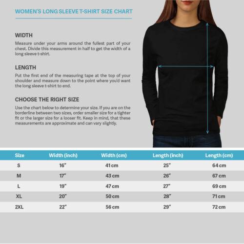 Mystic Casual Design Wellcoda Japanese Seducer Womens Long Sleeve T-shirt