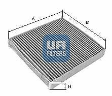 Filtro abitacolo UFI 54.143.00