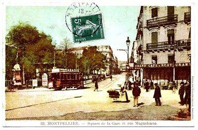 (s-110721) France - 34 - Montpellier Cpa Fijn Vakmanschap