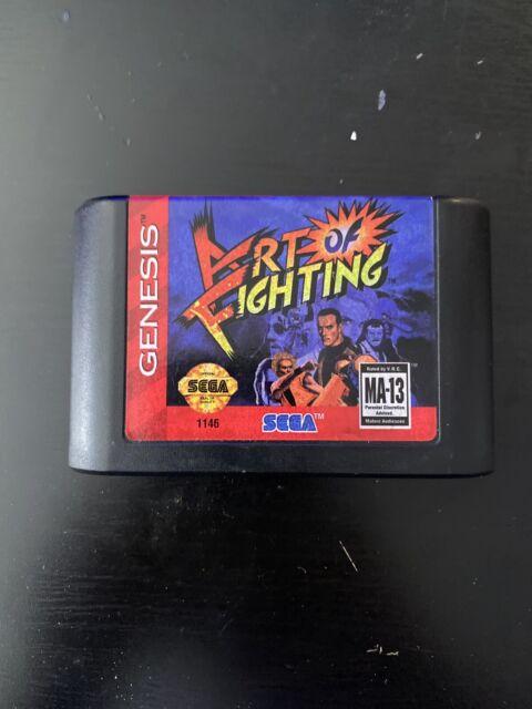 Art Of Fighting Neo Geo 1992 For Sale Online Ebay