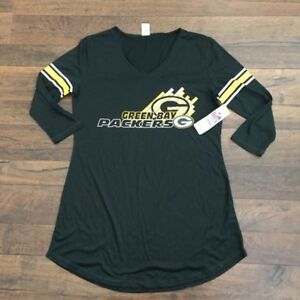 a6dcb3c9a Image is loading NFL-GREEN-BAY-PACKERS-women-039-s-baseball-