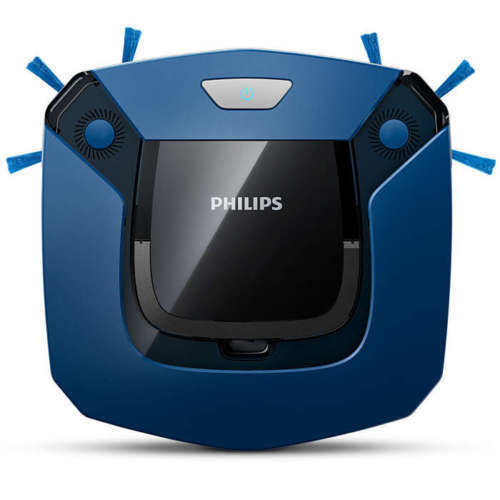 Philips Robot Vacuum Cleaner SmartPro Easy Smart Cleaning Wireless FC8792 01