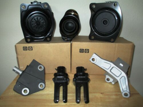 informafutbol.com Motor Mounts Automotive SET OF 3 MOTOR & 2 SUSP ...