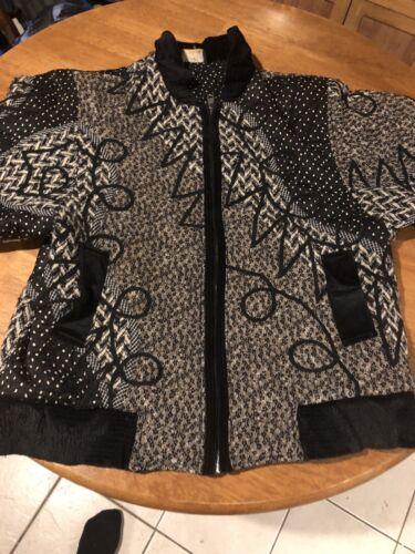 KOOS VAN DEN AKKER Vintage Sweater Knitted Multi c