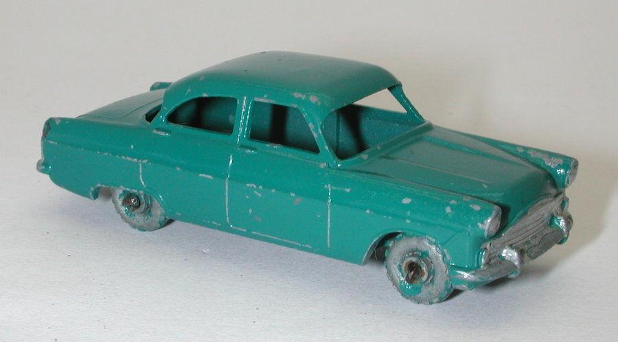 Matchbox Lesney Grey Wheel No. 33 Ford Zodiac oc16146