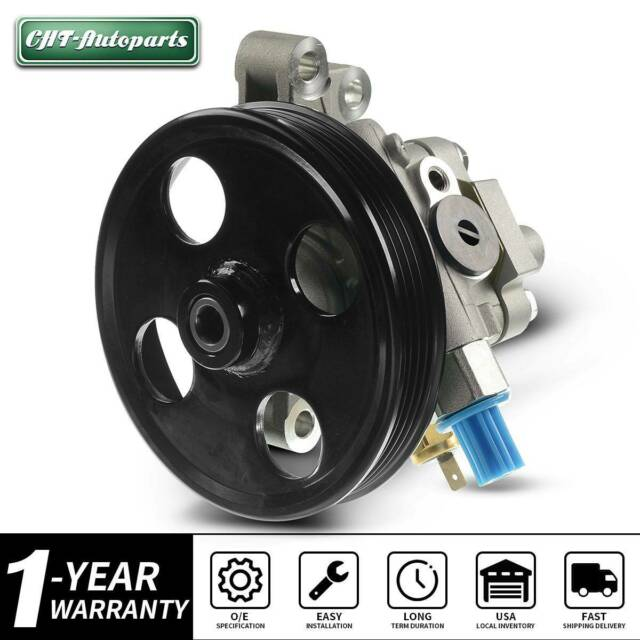 BRAND NEW FORD TRANSIT MK7 POWER STEERING PUMP /& PULLEY 2.4 TDCI 2006 ON