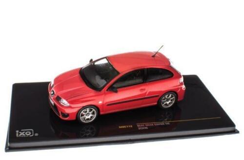 Seat Ibiza Cupra TDI 2006-1:43 IXO Voiture miniature MOC112
