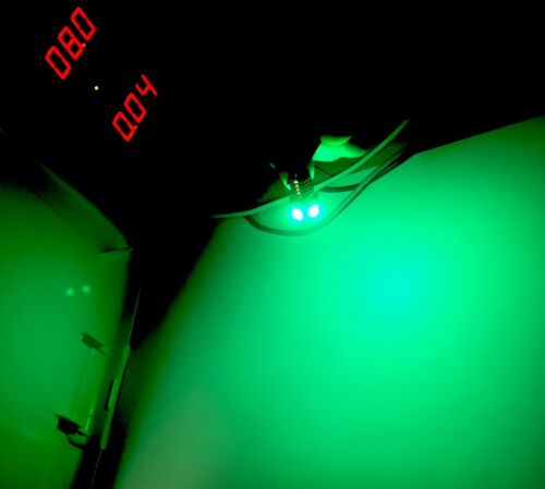 GREEN /& WHITE DIAL SONY //STR-6120 STR-6065 6050 STR-6055 LED LAMP KIT//STR-7045