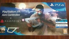 PLAYSTATION VR AIM CONTROLLER + FARPOINT PS4
