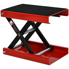 DURHAND 500kg Motorbike Repair Lift - Save 20% with SHOP4LESS