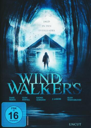 1 von 1 - Wind Walkers - Jagd in den Everglades - Uncut -BLURAY