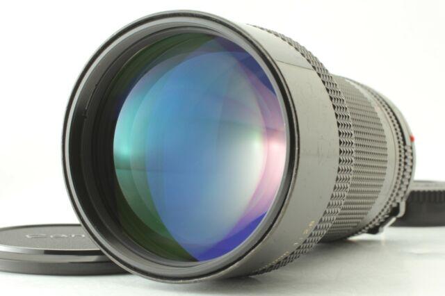 Canon NFD New FD 100mm F2.8 MF Telephoto Lens #EL4053 | eBay