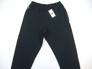 Clothing U Cordon Salon Extensible Noir Neuf Pantalon Hommes Large 4HdrHq