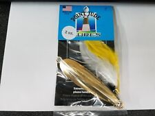 1 Point Jude Lures #9A Silver Minnow 1 1//4 Ounce DISC FOR 2+