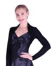 166db86fd4 item 4 Womens Long Sleeve Shrug Bolero Cropped Knit Stretch Cardigan Short  Top Sweater -Womens Long Sleeve Shrug Bolero Cropped Knit Stretch Cardigan  Short ...