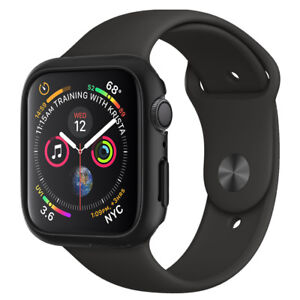 Apple-Watch-Series-5-4-40mm-44mm-Spigen-Thin-Fit-Slim-Protective-Case-Cover