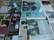 THE REVEREND HORTON HEAT - MAGAZINE CUTTINGS COLLECTION (REF T4)