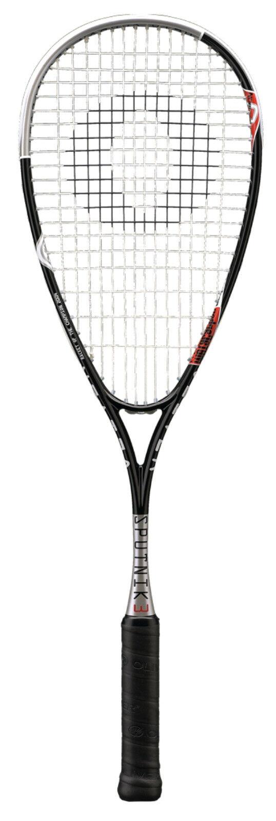 Squash Racket Racket Racket Oliver Sputnik 3 + Oliver 3 4-Hülle + Top-Extras 7a958a