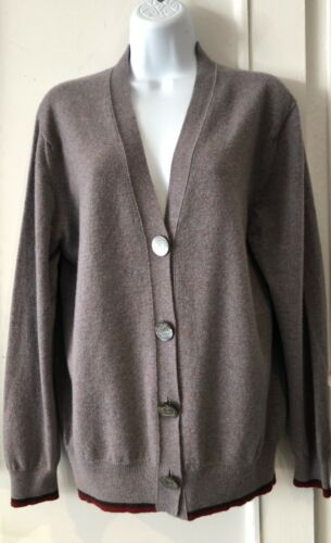 Queene and Belle Cashmere Cardigan