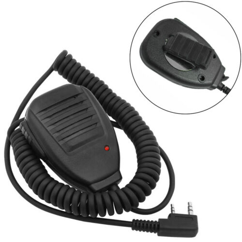 GOOD FOR Baofeng Speaker Mic Headset for UV-5R UV-82L GT-1 GT-3 888s Radios USA