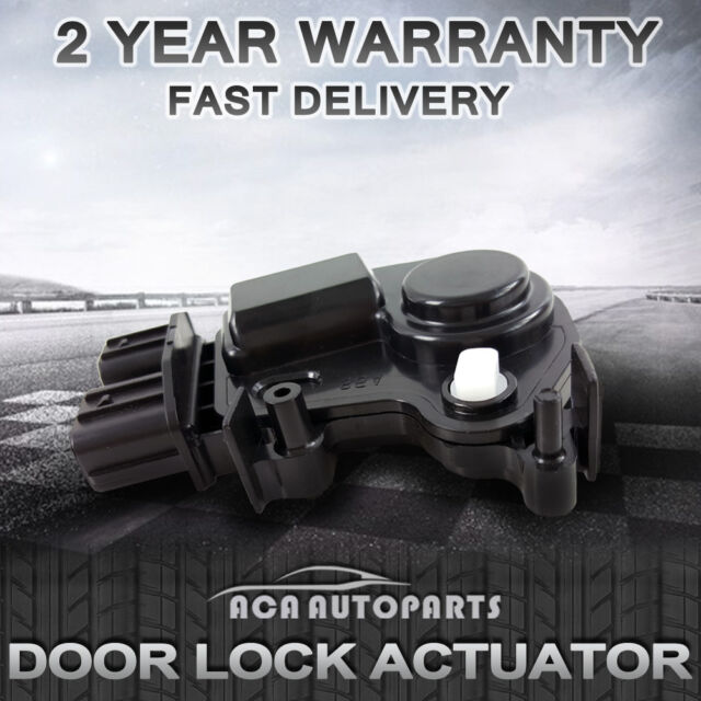 Door Lock Actuator Honda Accord Civic CR-V Odyssey Integra Acura RSX Front Right