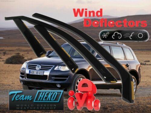 Viento desviadores de VW Touareg 2003-2010 4.pc Heko 31148
