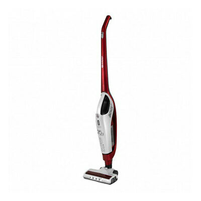 Sharp SA-VS3001RW Cordless Handstick 2 in 1 Vacuum Cleaner in Red and White
