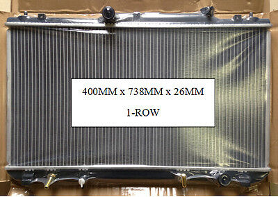 Brand New Radiator TOYOTA CAMRY ACV36R 30 series 2.4L 4Cyl 02-06 (TO036)