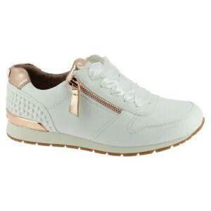 Details zu TOM TAILOR 4894106 Damen Sneaker Low Top Halbschuh Schnürer Gr.37 43