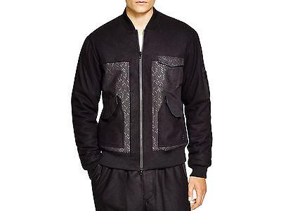 028d333c003e 100% Brand New Wool Jacket Adidas Y-3 Yohji Yamamoto M Archtech Bomber  AC3538