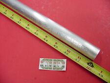 1 Diameter Aluminum 6061 Round Rod 48 Long T6511 Solid Extruded Lathe Stock