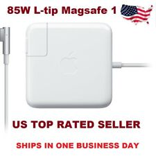 Genuine Apple MagSafe 1 85w Power Adapter for MacBook A1343 Charger