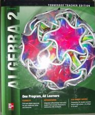 Glencoe algebra 2 tennessee teachers edition 2012 isbn glencoe algebra 2 tennessee teachers edition 2012 isbn 9780078952685 fandeluxe Choice Image