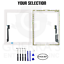 thumbnail 3 - USA OEM SPEC Digitizer Glass Touch Screen iPad 4 4th Gen A1458 A1459 A1460 2012