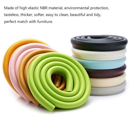 Bébé de mousse Table Coin Garde Strip Protector table Edge Collision Coussin