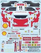 Colorado Decals 1/24 CITROEN C4 WRC #11 MEXICO SOLBERG
