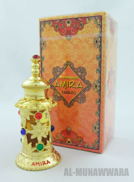 Amira by Al Haramain - Exotic Arabian Perfume Oil/Attar