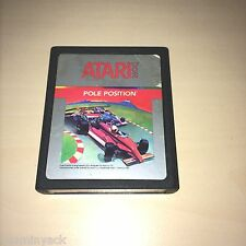 POLE POSITION - ATARI 2600 - CARTRIDGE - 1982 - NAMCO - VGC - TESTED