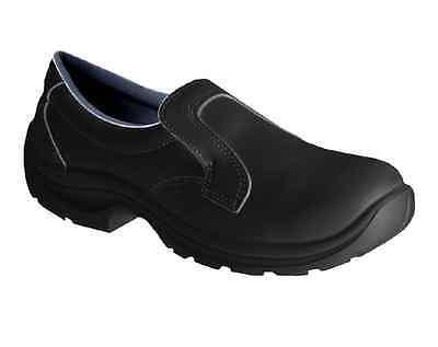 Chefs shoes S2 Black Gr 35-48 Work shoes Bakers shoes Clogs Baker Clogs 0313