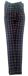 ESCADA-Ladies-100-Wool-Trousers-Size-EU-38